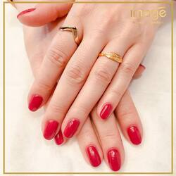 Czerwień❤️ to klasyka, styl i elegancja. Klasyczne, czerwone paznokcie sprawdzą się w każdej sytuacji.👌 Wykonała Asia. Zapraszamy🙂 📲 662497510