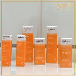 Dzień dobry Kochani❤️ Aby codzienna pielęgnacja była łatwiejsza, sięgnijcie po skuteczne i sprawdzone produkty. 👇 C-VIT przeznaczony jest dla skóry wymagającej intensywnego działania rozświetlającego i odmładzającego. Produkty z linii C-VIT marki Sesderma zawierają stabilną formę witaminy C, kompleks antyoksydacyjny i zapewniają większe przenikanie do głębokich warstw skóry dzięki nanotechnologii. Neutralizują działanie wolnych rodników. 👇 Kosmetyki są dostępne w naszym Instytucie Kosmetologii IMAGE w Koninie.❤️ Zapraszamy😀 Miłego dnia☺️